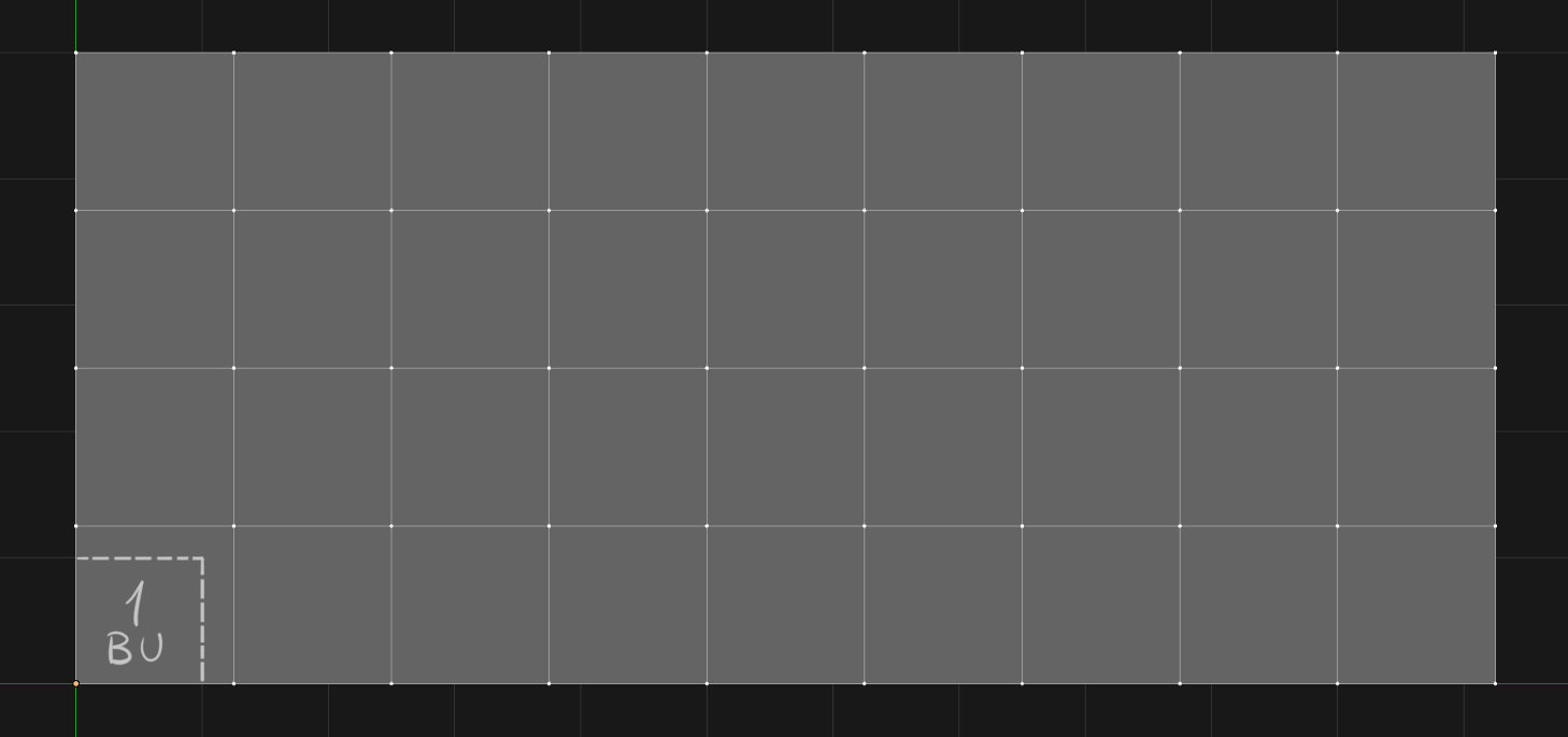 Meshes with Python & Blender: The 2D Grid - Sinestesia